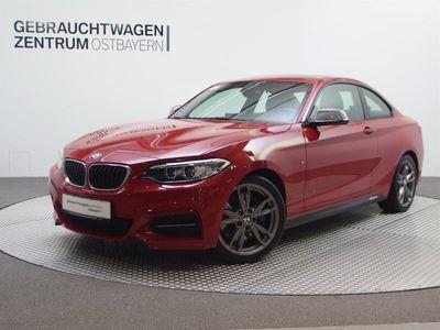 gebraucht BMW M240 xDrive Coupe Sport-Aut. Navi+el.GSD+RFK++