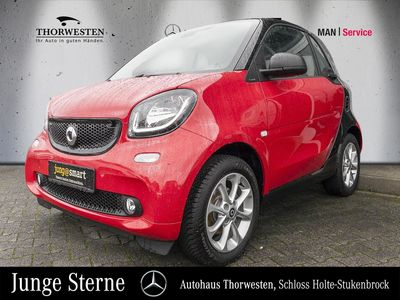 gebraucht Smart ForTwo Coupé 52 kW twinamic LED Panorama SHZ Media