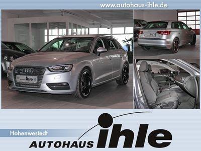 gebraucht Audi A3 Sportback 2,0 TDI Ambition Xenon+TEMP+Klimaa.