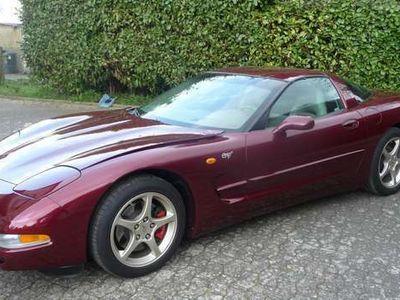 gebraucht Chevrolet Corvette Coupe Automatik SB