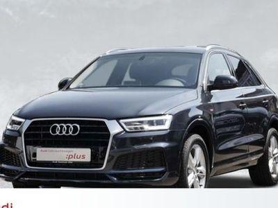 gebraucht Audi Q3 S line selection 1.4 TFSI cod S tronic LED AHK NAV+