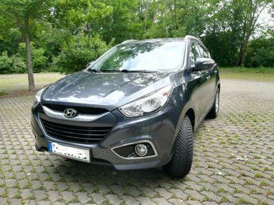 used Hyundai ix35 2.0 2WD Style * Smart-Key *Sprachsteuerung