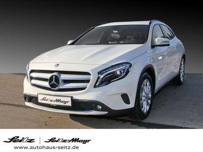 gebraucht Mercedes GLA220 CDI 4Matic Style Xenon Navi AHK Kamera