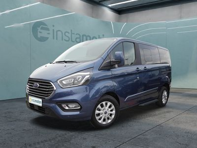 gebraucht Ford Custom Tourneo Custom Tourneo2.0 TDCi 320 L1 Titanium EURO 6d