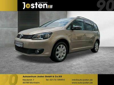gebraucht VW Touran Match 1.4 TSI Navi Klima SHZ Tempomat PDC