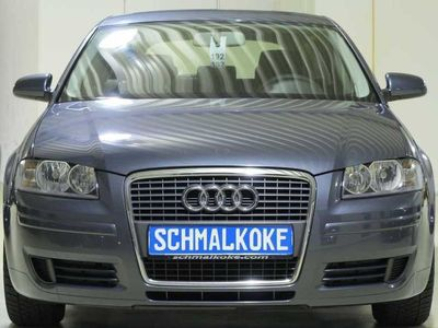 gebraucht Audi A3 Sportback 1.6 Attraction Klimaautomatik