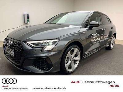 gebraucht Audi A3 Sportback 40 TFSIe S line S tro. *MATRIX*B&O*