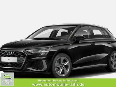 gebraucht Audi A3 Sportback 35 TFSI 150 S Line MY21 Nav+