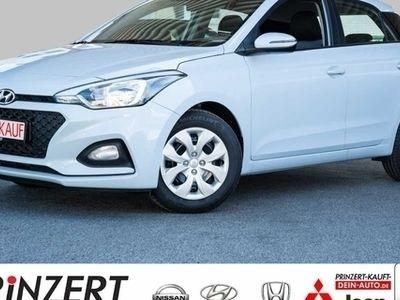 gebraucht Hyundai i20 New 1.2 MT 'Select' Klima, Neuwagen, bei Autohaus am Prinzert GmbH