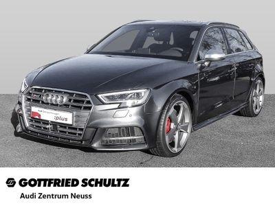 gebraucht Audi S3 Sportback S-tronic Leder ACC NaviPlus Pano MagneticRide B&O VC SHZ