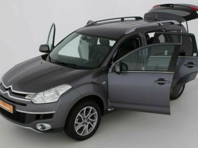 used Citroën C-Crosser Exclusive NAVI|XENON|SHZ|ALLRAD|HU NEU