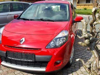 gebraucht Renault Clio III 1.2 16V 75 Dynamique Klimaautomatik