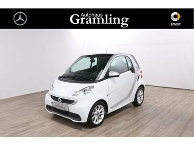 used Smart ForTwo Electric Drive coupe *Panodach,Sitzhzg.*