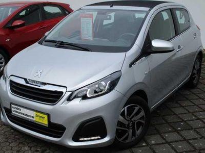 gebraucht Peugeot 108 1.0 VTi TOP! Active