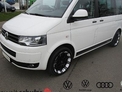 gebraucht VW Multivan T52.0 TDI AHK Standheizung Edition 25
