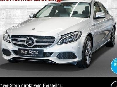 käytetty Mercedes C350e Avantgarde Airmat COMAND ILS LED SHD HUD