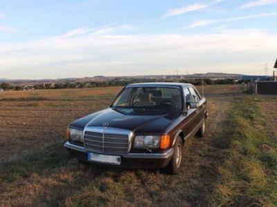 gebraucht Mercedes 380 SEW126 V8 Automatik