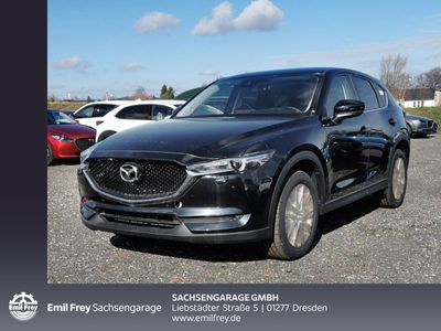 gebraucht Mazda CX-5 2.5 194 PS Aut. KANGEI