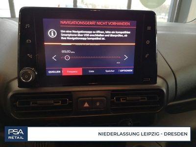 gebraucht Citroën Berlingo BlueHDi 100 M Club/ Klima/ AHZV/ EPH/ Radio