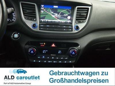 gebraucht Hyundai Tucson 1.6 Turbo 4WD Premium bei Gebrachtwagen.expert