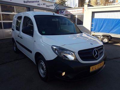 gebraucht Mercedes Citan 109 CDI lang 20000KM-Klima