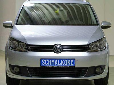 gebraucht VW Touran 1.6 TDI BMT DSG7 Cup 2C-Climatronic
