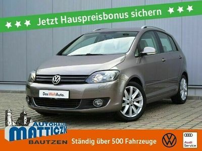 gebraucht VW Golf Plus 1.4 TSI Highline PDC/SHZ/CLIMATRONIC/1