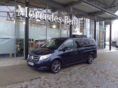 gebraucht Mercedes V250 d AVANTGARDE EDITION Lang COMAND/AHK/ILS