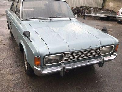 gebraucht Ford 17M RS 1970 blau