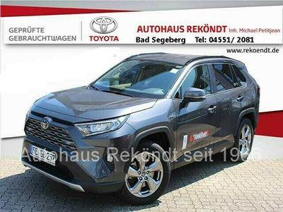gebraucht Toyota RAV4 2.5 Allrad Hybrid*Einparkhilfen*Klima