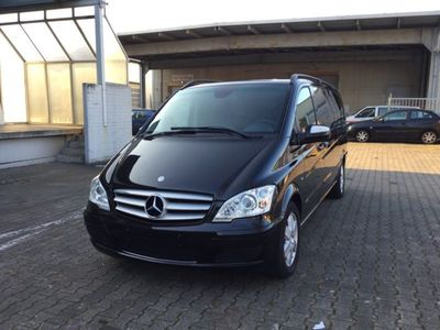 gebraucht Mercedes Viano 3.0 CDI Ambiente Extralang*NAVI*XENON