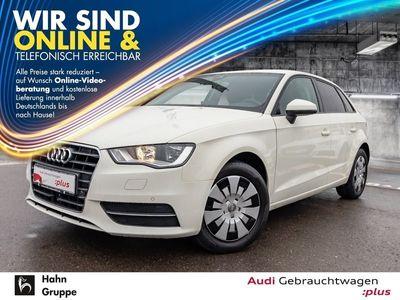 gebraucht Audi A3 Sportback 1.2TFSI Attraction S-trc ACC Sitzh Einpa