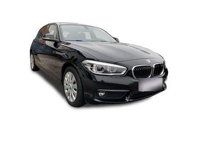 gebraucht BMW 116 d NAVIGATION+LED+PDC+TEMPOMAT+ Advantage USB