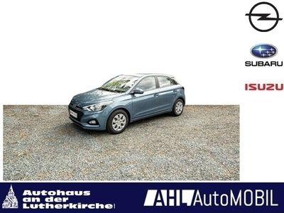 gebraucht Hyundai i20 1.2 *Klima**Radio**BT-Freisprech.*