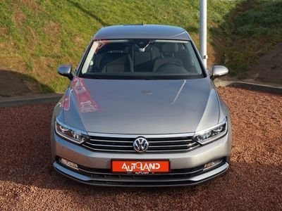 gebraucht VW Passat 2.0 TDI Voll-LED AAC Navi