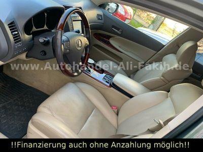 gebraucht Lexus GS300 Vollausstattung Scheckheft Luxury