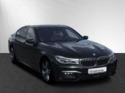 gebraucht BMW 750 d xDrive Limousine