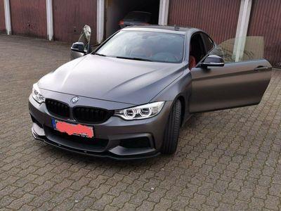 gebraucht BMW 435 i Coupe xDrive Sport Line