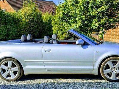 gebraucht Audi A4 Cabriolet A4 B5 2,4 V6