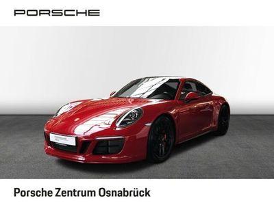 used Porsche 911 Carrera GTS 991 Sportlenkrad BOSE Schiebedach