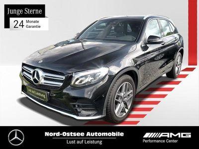 gebraucht Mercedes GLC250 AMG Line 4M Navi Pano AHK PDC LED
