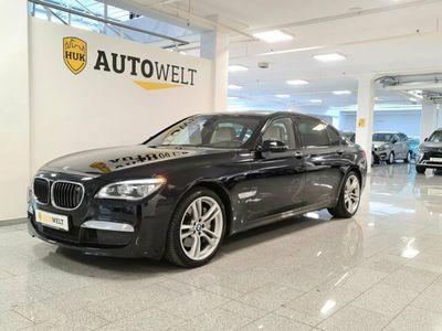 gebraucht BMW 760 i L (Euro 6) LED+Navi+Leder+Sthzg+HUD+B&O+ SHD/LRS