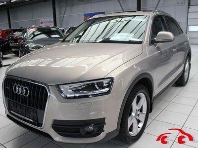 gebraucht Audi Q3 2,0 TFSI QUATTRO S-TRONIC PANORAMA AHK NAVI XENON