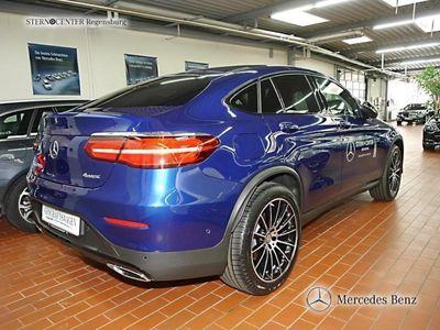 gebraucht Mercedes GLC250 d 4MATIC Coupé