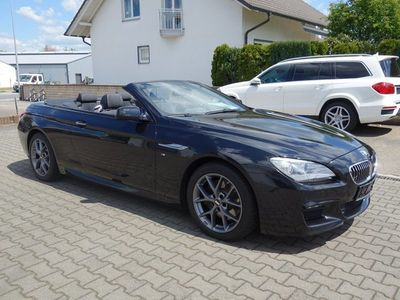 gebraucht BMW 640 Cabriolet d xDrive M-Paket, Navi, Head-Up