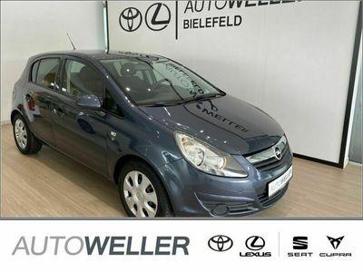 gebraucht Opel Corsa 1.4 16V Edition 111 Jahre*Klima*