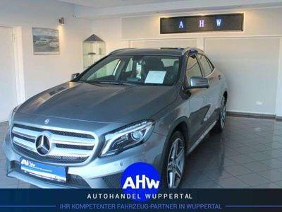 gebraucht Mercedes 250 GLA 2507G-DCTAMG Line