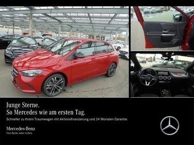 gebraucht Mercedes B200 d Nightp./PDC/LED/Kamera/SHZ/Tempom.