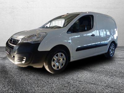 gebraucht Peugeot Partner 1.6 BlueHDi L1 Klima Tempomat
