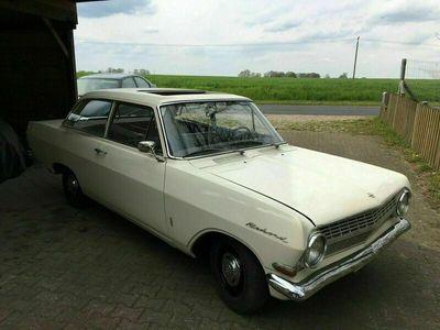gebraucht Opel Olympia Rekord R 3,SSD,Ausstellfenste...